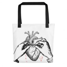 Heart Fixing Tote