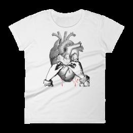 Heart Fixing Women's Fashion Fit t-shirt