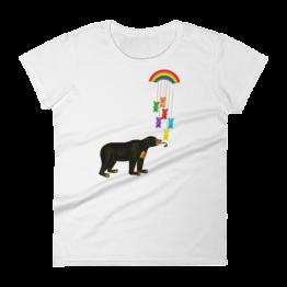 Gummy Bear Women's Fashion Fit t-shirt