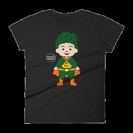 Super Vegan Women's Fashion Fit t-shirt