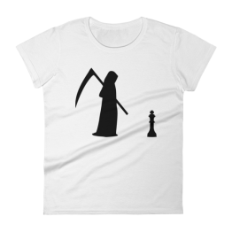 Chess Chase Women's Fashion Fit T-shirt