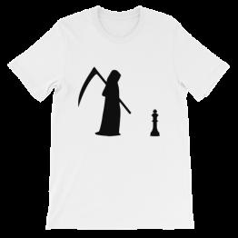 Chess Chase Unisex Jersey T-Shirt