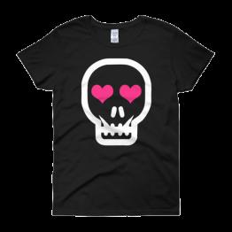 Skull Love Women's Classic Fit T-shirt