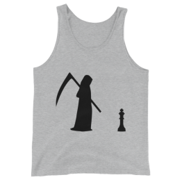 Chess Chase Unisex Tank Top
