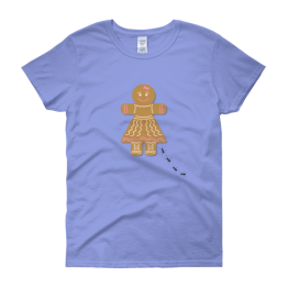 Ginger Cookie Women's Classic Fit T-shirt