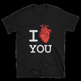 I Heart You Unisex Softstyle T-Shirt