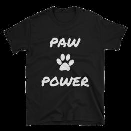 Paw Power Softstyle Unisex T-Shirt