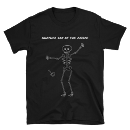 Another Day At The Office Unisex Softstyle T-Shirt
