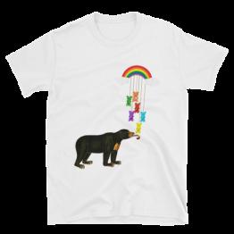 Gummy Bear Unisex Softstyle T-Shirt